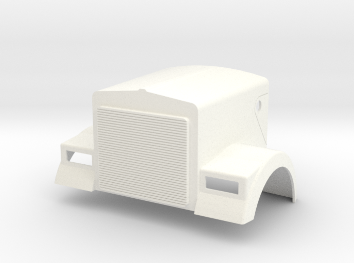 KW W900B Style For Stock Cab 3d printed