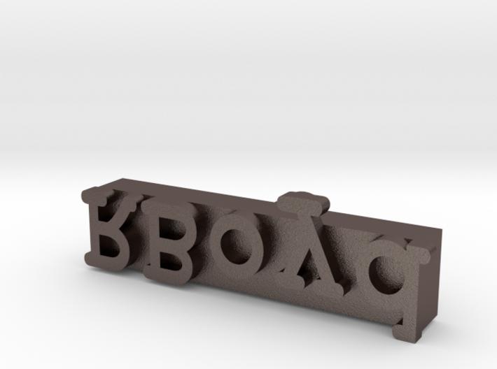RBoyd 3d printed