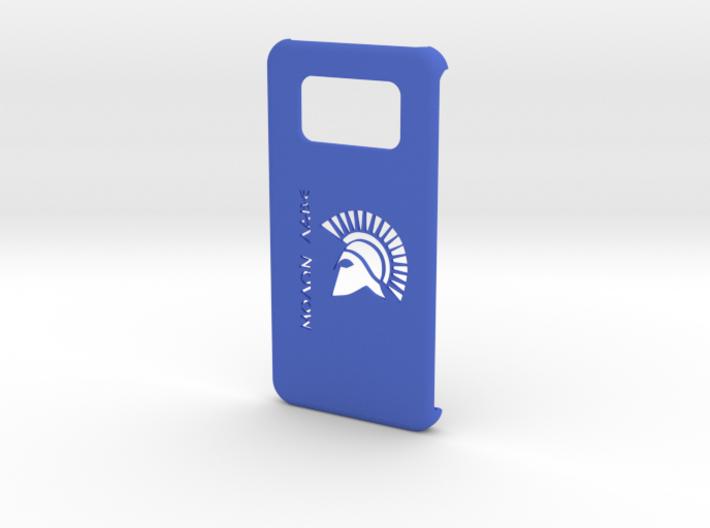 Samsung Galaxy S6 Edge Case Molon Lave 3d printed