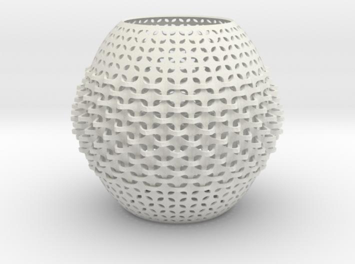 Lampe Pétale 3d printed