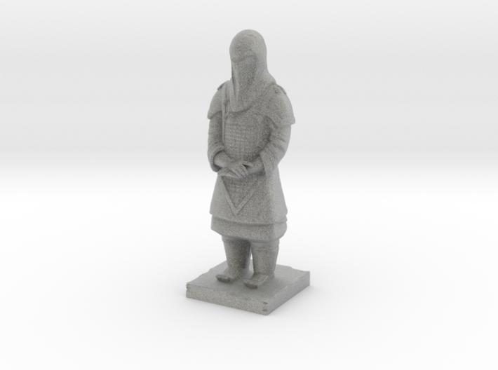 Terracotta Guard  3d printed