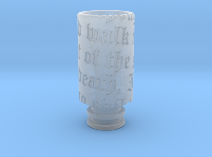 Psalm 23 Driptip 3d printed