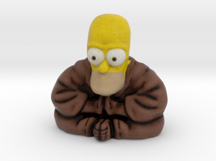 Homer Simpsons Buddha :D 3d printed