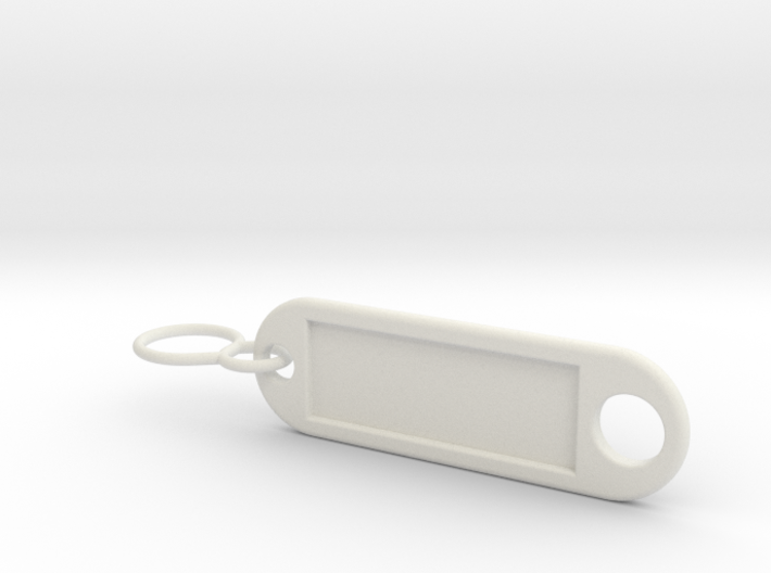 real keychain 3d printed