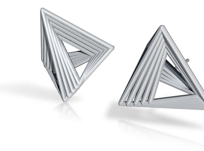 Tetryn Studs Steel 3d printed