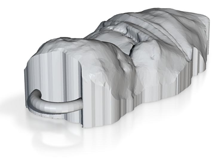 Eden Sleeping Flat To Print 3d printed