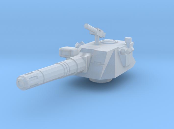 1/144 Centaur A3 Standard Turret 3d printed