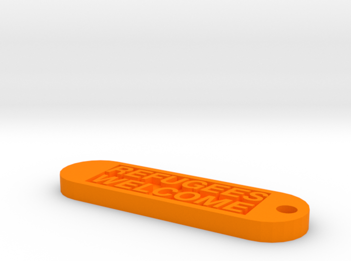 Keychain 20€ donate 3d printed