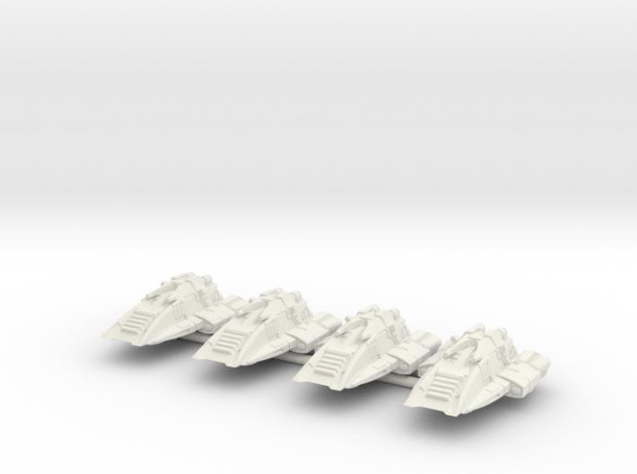 Scampers - Har'Lakk Rift Splitter 3d printed