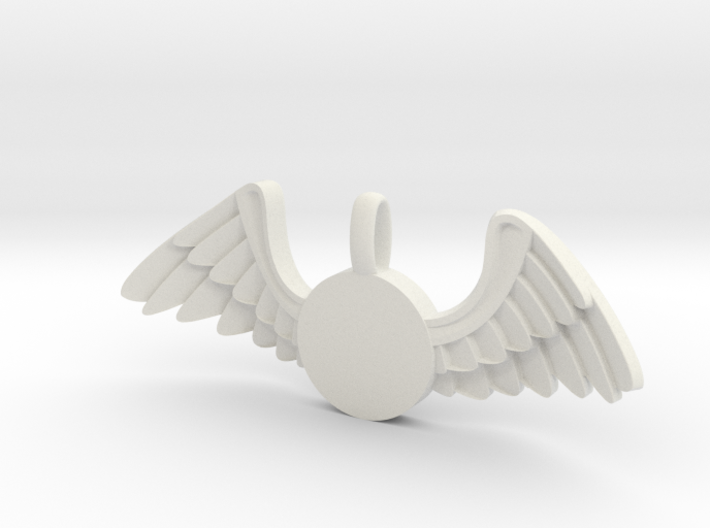 Journeyer-Flying - Key chain 3d printed