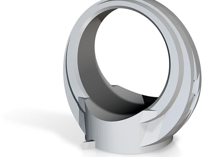 Reverse flash ring 3d printed