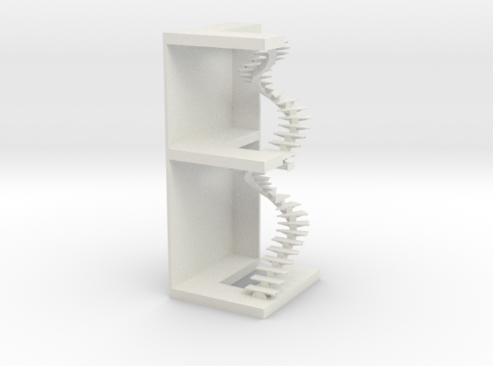Staircase Duo 3d printed