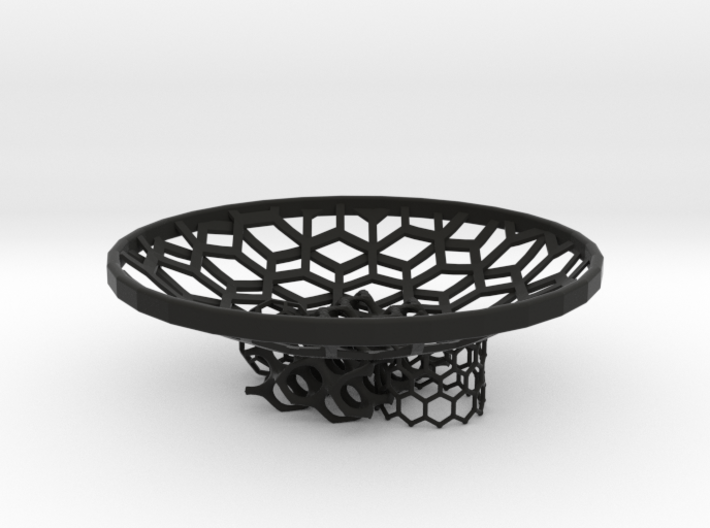 5 Allotrope Bowl 3d printed