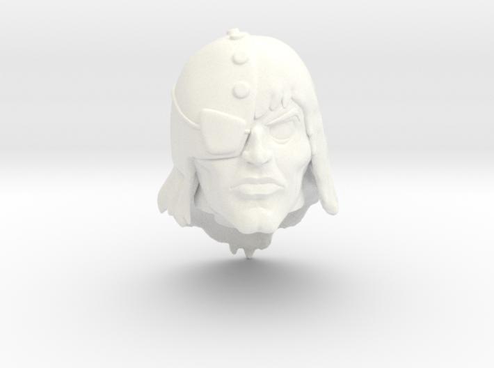 Admiral Scurvy VINTAGE 3d printed