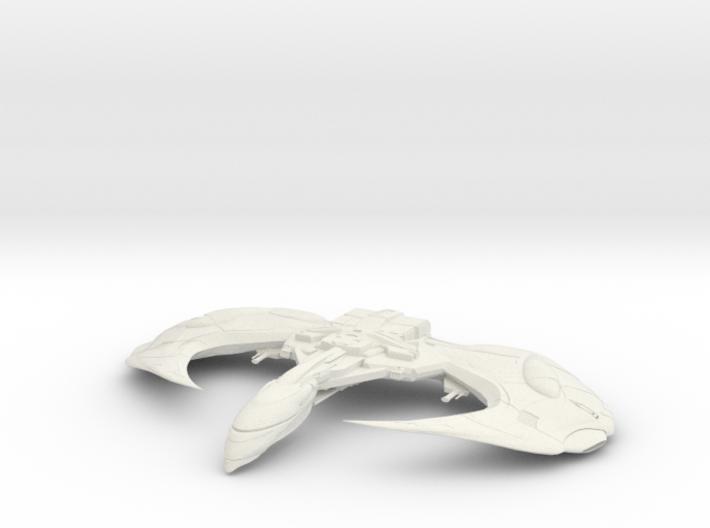 Valhawk Class Warbird 3d printed