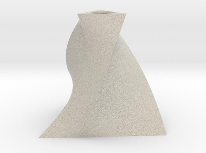 Twist Bud Vase 3 3d printed