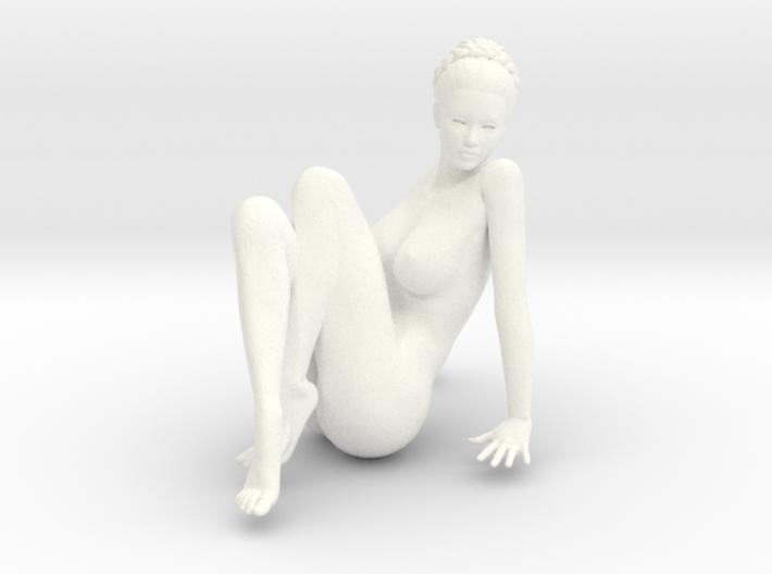 Long Leg Lady scale 1/10 009 3d printed