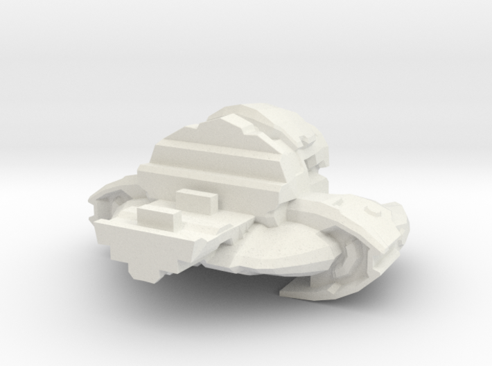 Legion - 004 Back - 04 Covert Reconfiguration 3d printed