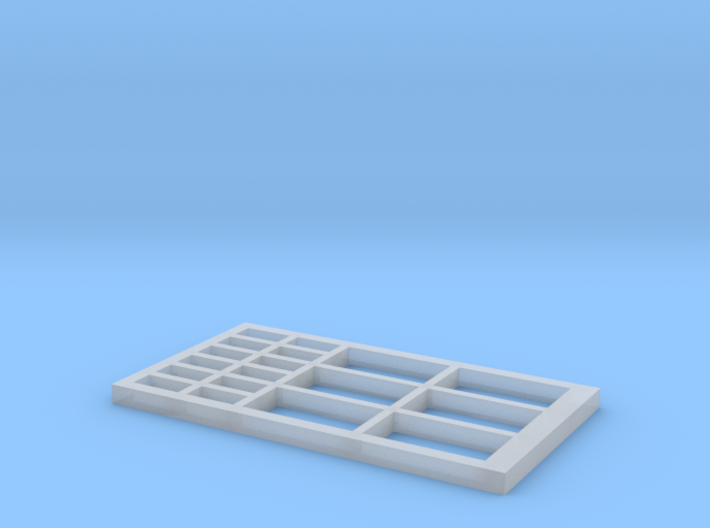 Signalbox Window March East 3 3d printed
