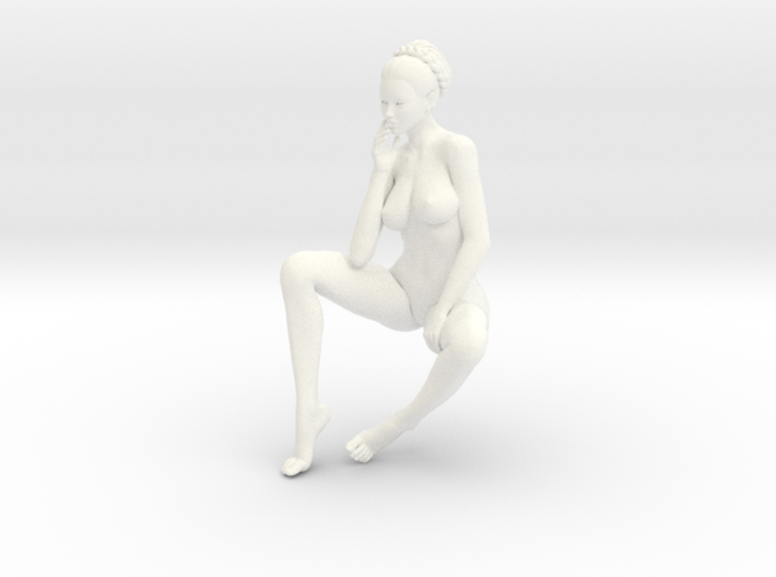 Long Leg Lady scale 1/10 020 3d printed