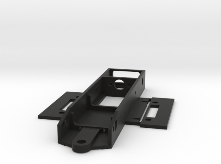 NWP2 Chassis for WP CanAm wb94mm 3d printed