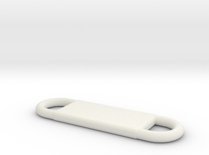 ^keychain add your own lanyard cord 3d printed