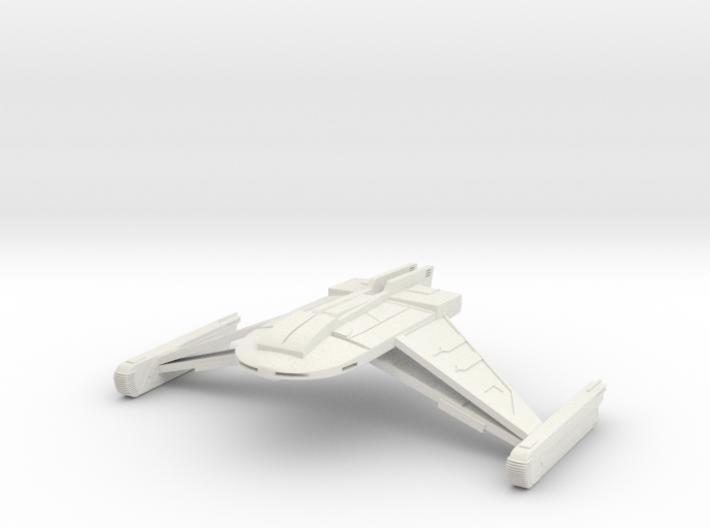 Romulan Bird Of Prey III 3d printed