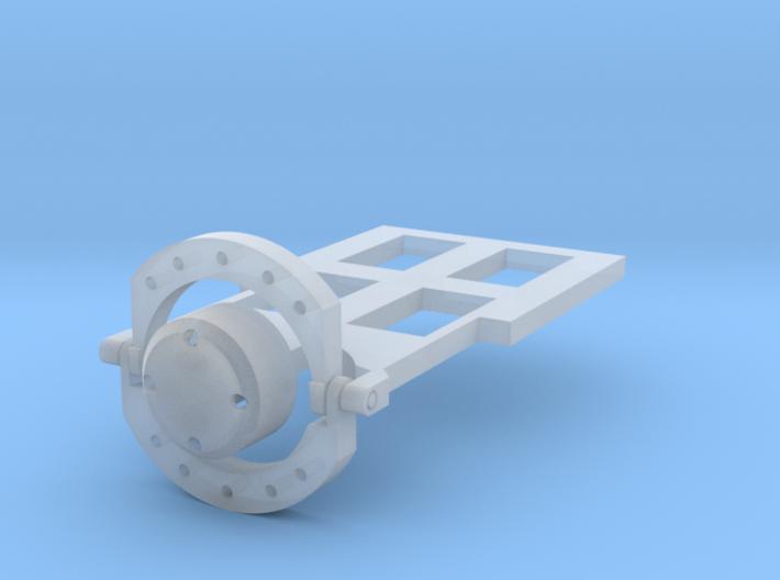 Mini Eye Mech 3d printed