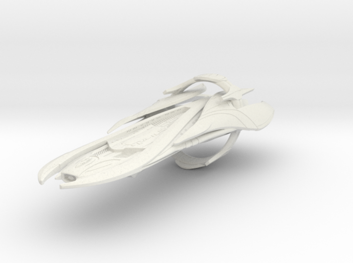 VHC Battlecruiser 7000 3d printed