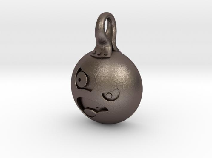 Angry 3d printed