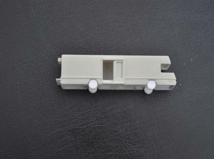 SRV wagen schaal N 3d printed