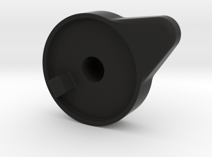 Lockout Handle 3d printed