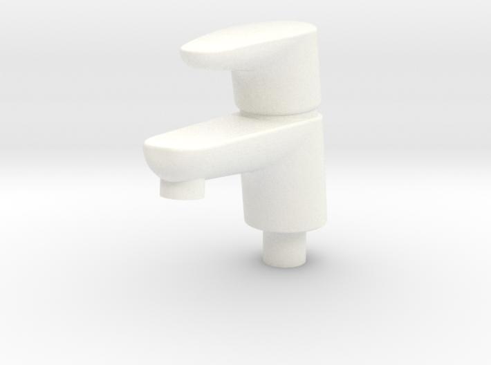 Miniature Dollhouse Faucet 1/12 3d printed