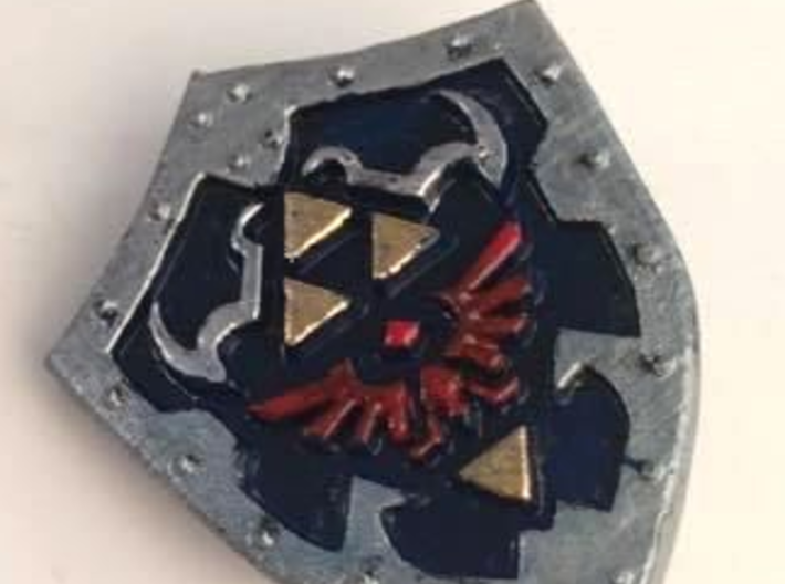 Hero Shield 3d printed