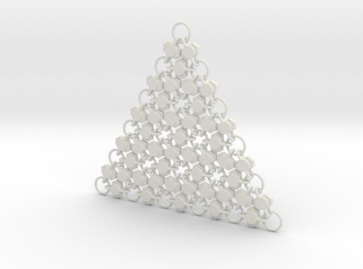 3D Fabric Test Sample 6 3d printed