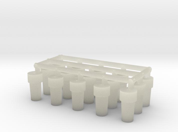 Magnet Locators (scout pegs) x15 3d printed