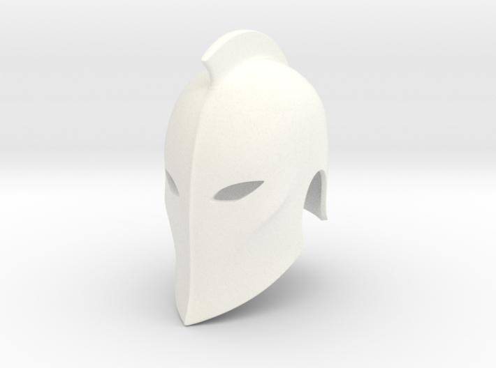 Fate Helmet 3d printed