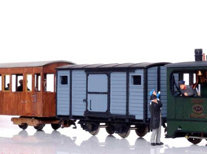 TNHT Loc 4 1932 scale 1:87 3d printed