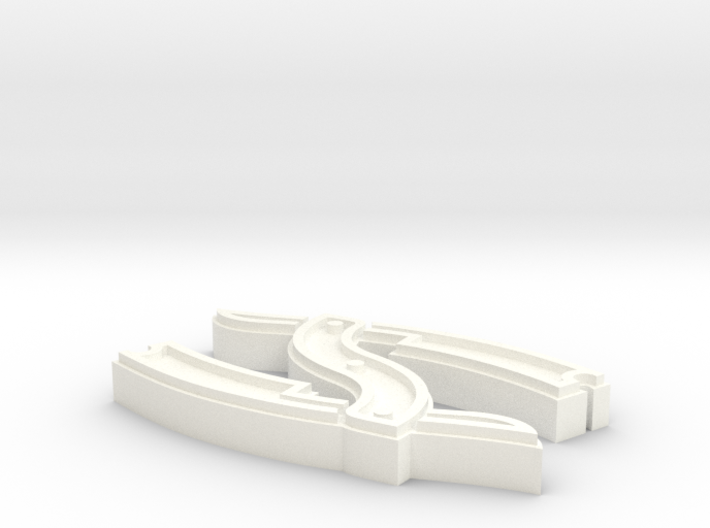 Pin 2 Inches Length 3d printed
