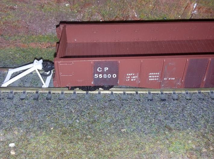 HO-TrackBumper 5 Pack 3d printed