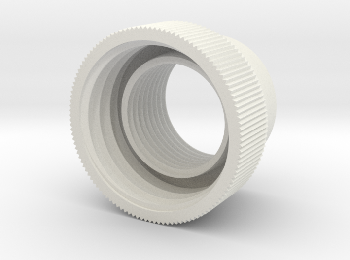 DN15 BSP Thread to PET Bottle Top 3d printed