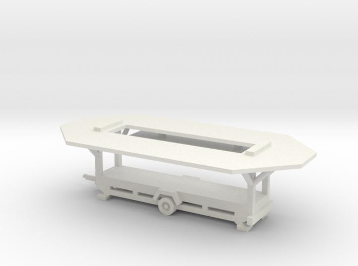 Verkaufswagen - 1:160 (N scale) 3d printed