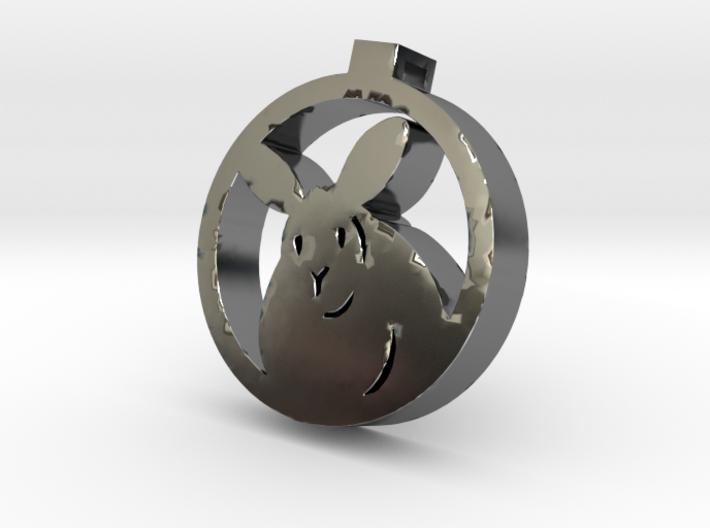 GLRS pendant 3d printed