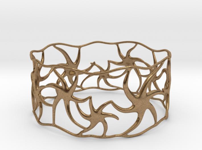 Star Bracelet 3d printed