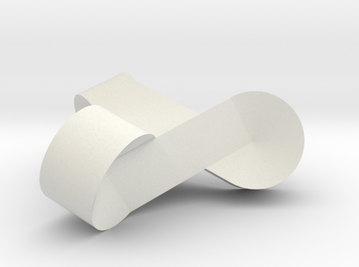 Doro-Knoten-abgerundet 3d printed