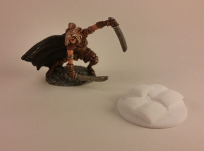 Tabletop: Sacks of Grain 3d printed