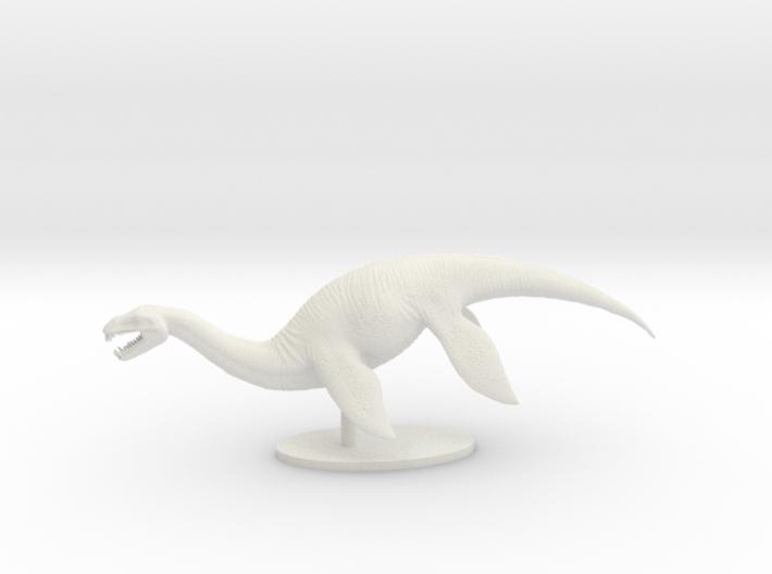 Plesiosaur 3d printed