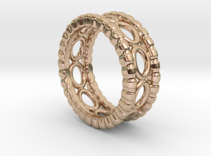 Ring Ring 27 - Italian Size 27 3d printed