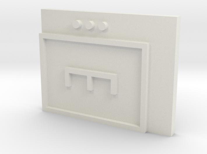 Engineers 3d printed