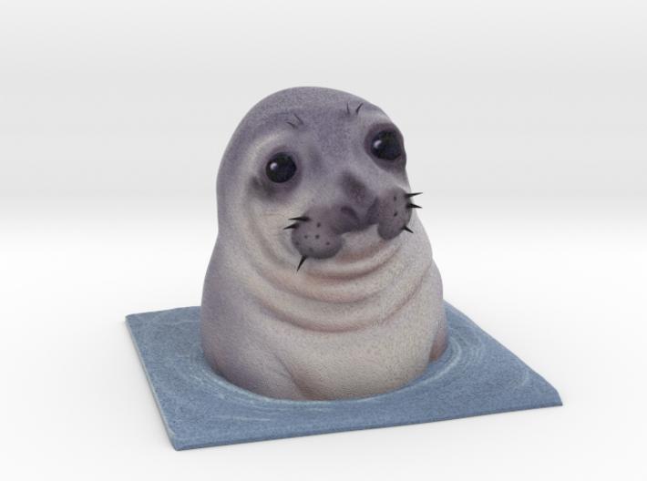 Awkward Moment Seal (9ZPFE5GSD) by FRAMEDWORLD